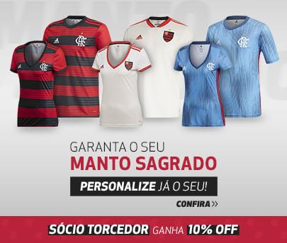 ca34f6cc70 Espaço Rubro Negro - Loja Oficial do Flamengo