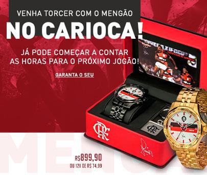 Outlet · Linha Flamengo Treino 2019 · Relógios ... d561b174f4b0e