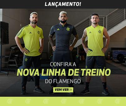 Espaço Rubro Negro - Loja Oficial do Flamengo e117ec9778284
