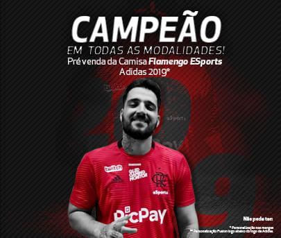 1ce3e3285 Outlet · Camisa Jogo 1 · Camisa E-Sport · Linha Flamengo ...